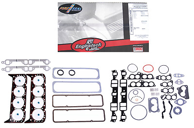 Engine Cylinder Head Gasket Set for 1987-1995 Chevrolet GMC SBC 350 5.7L V8 TBI