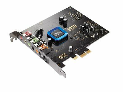 Creative Sound Blaster Recon3D THX PCIE Sound Card SB1350 - Used