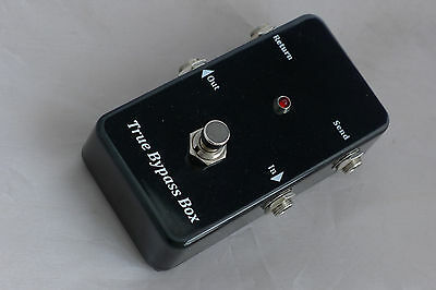 One Loop True Bypass Passive Looper Box Effects Pedal
