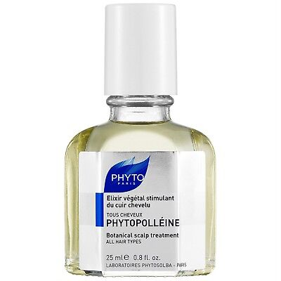 Phyto Phytopolleine Botanical Scalp Treatment 25ml for all