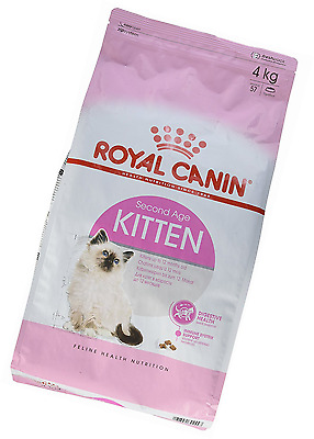 Royal Canin Kitten Food 36 Dry Mix 4 kg Pet Food FAST FREE DELIVERY