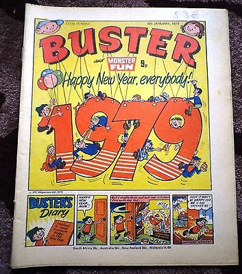 Buster & Monster Fun (New Year)