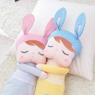 New Birthday Gift Girls Kids Baby Stuffed Cartoon Doll Toys Animal Plush