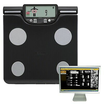 Tanita BC 601 Segmental Body Composition Monitor (SD Card) - Authorized Dealer