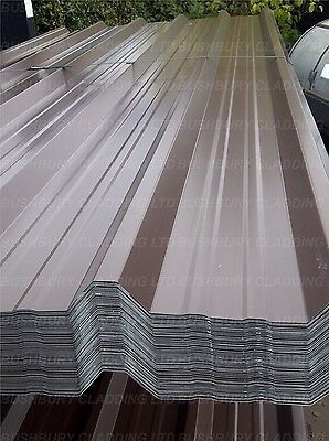 Galvanised Steel Roof Sheets With Drip Stop Backing
