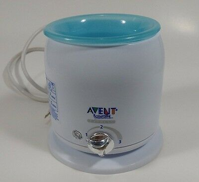 Avent Naturally Express Baby Food and Bottle Warmer  Made in England