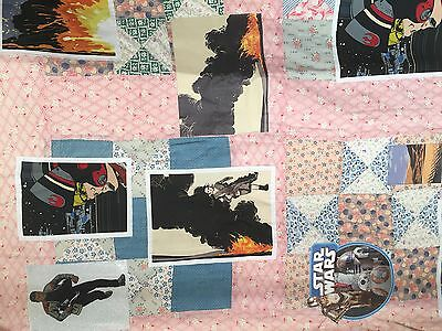 J W Anderson Star Wars Couture Piece - Decorated Blanket