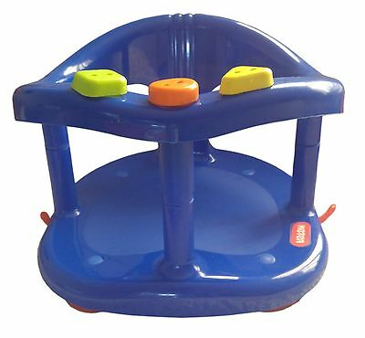 Infant Baby Bath Tub Ring Seat KETER Color Dark Blue New in BOX