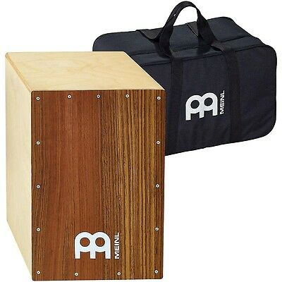 Meinl Snare Cajon with Free Bag LN