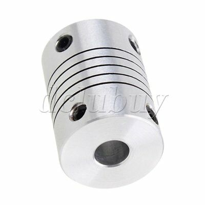 CNC Stepper Top Tight Motor Shaft Coupler 6mm x 8mm Flexible Coupling Connector