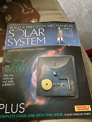 build a precision mechanical solar system issue 4