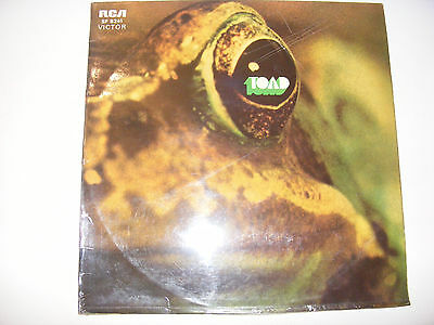 Toad LP Toad 1972 UK original Prog/Kraut Rock vinyl VG+