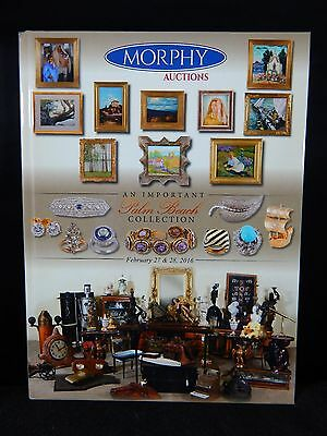 Morphy Auction Catalog Palm Beach Collection February 27 & 28, 2016 BRAND NEW
