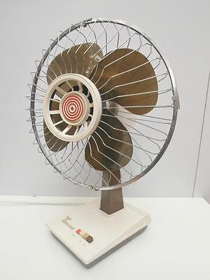 Vintage RETRO Fan by EMAIL 3 SPEED Oscillating Can be WALL Hung Adelaide