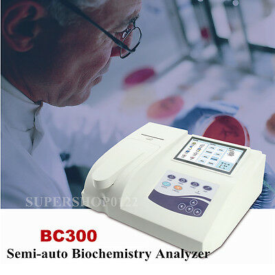 Contec Semi-auto Biochemistry Analyzer analyzing blood and other body fluid,USB