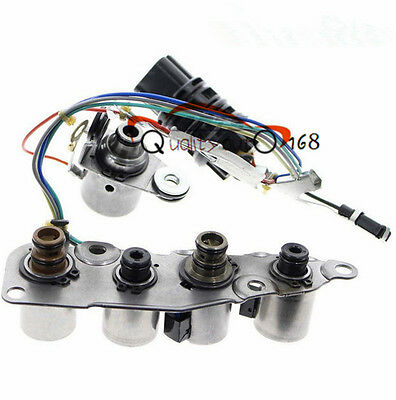 31940-85X01 New Solenoid Kit Pack For 00-on Maxima Sentra Altima RE4F04B RE4F03B