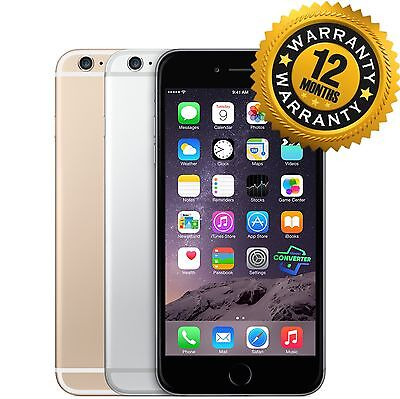 Apple iPhone 6 16gb 64gb 128gb Unlocked Space Grey Silver Gold Smartphone