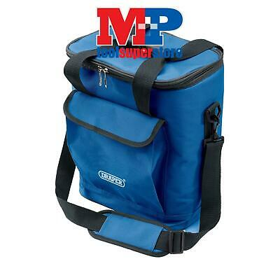 Draper 77587 18L 18 Litre Insulated Food / Drinks Cool Bag Camping Festival Etc