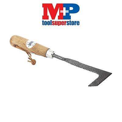 Draper 24935 Carbon Steel Heavy Duty Hand Patio Weeder with Ash Handle
