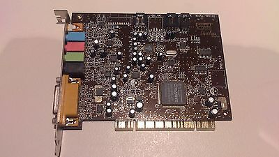 Creative Sound Blaster Live 5.1 Sb0220 Pci Card