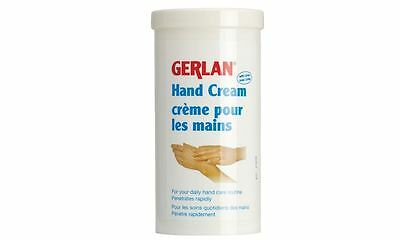 Gerlan Hand Cream 500ml | Aloe Vera Jojoba Oil & Urea Protect Overstrained Skin