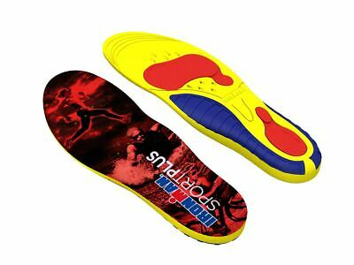 Spenco Ironman Sport Plus Replacement Insoles | Maximum Athletic Performance