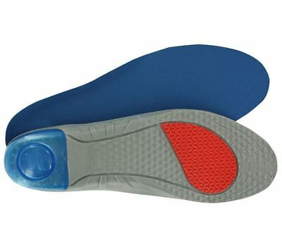 Airplus Airr Sport Men's Full Length Insoles | Gel Cushioned Anti Odour Support
