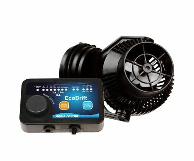 Aqua Medic Eco-Drift Circulation Pump Wave Controller Saltwater Fish Aquarium