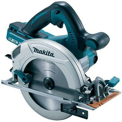 Makita Dhs710Zj 36 Volt Lithium Ion Cordless Circular Saw 165Mm (Bare Unit)