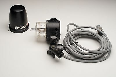 Norman LH2000 Strobe light head for 900 series Serviced, Cleaned and Tested