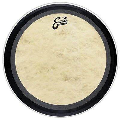 Evans EMAD Calftone Bass Drum Head 18 in.
