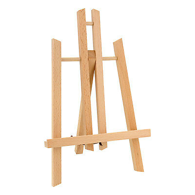 """US Art Supply 11"""" Tall Tabletop Artist Painting Display A-Frame Easel 1-Easel"""