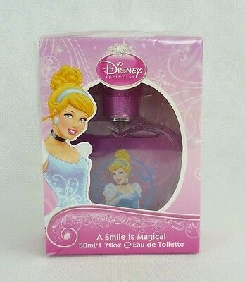 Disney Princess Cinderella A Smile is Magical Eau de Toilette 50ml Kinder-Duft