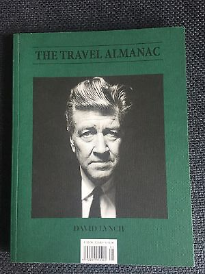 The Travel Almanac Magazine Issue 1 Rare OOP David Lynch Twin Peaks