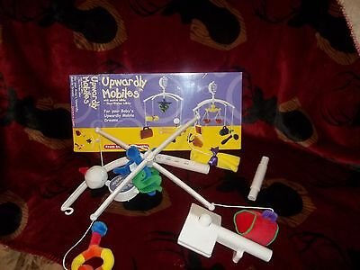 Upwardly Mobile Future Doctor Musical Baby Mobile-New In Box-