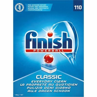 Finish Powerball Classic Dishwasher Tablets 110 Tablets 36351