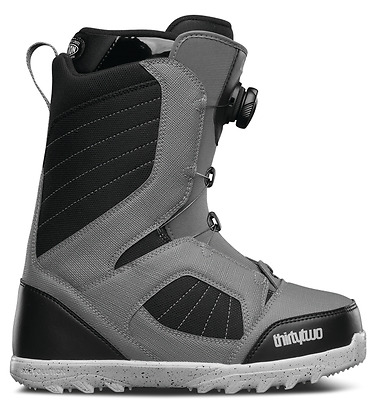 Thirtytwo Stw Boa 2017 Grey Mens Snowboard Boots Free Delivery Australia