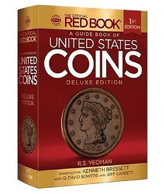 2016 The Official Red Book A Guide Book of United States Coins Paper Back 1st Ed