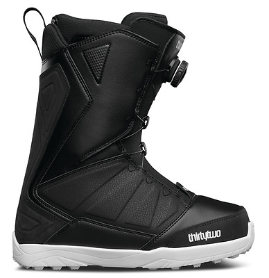 Thirtytwo Lashed Boa Black Mens 2017 Snowboard Boots Free Delivery Australia