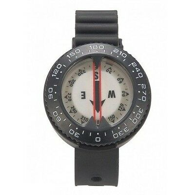 Problue Compact Wrist Compass Underwater Navigation Scuba Diving Compasses