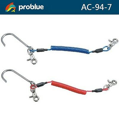 Problue Accessories Stainless Steel Reef Hook (Single Hook) AC-94-7 Diving - AU