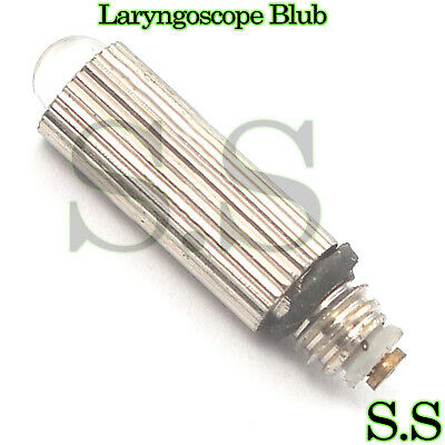 LED BRIGHT Bulb for All Type Laryngoscope, Otoscope & ENT Diagnostic Instruments