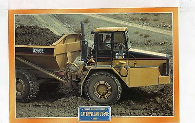 Caterpillar D250E         Glossy   Picture (T370)