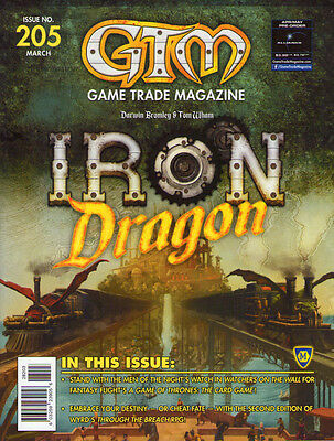 GTM Game Trade Magazine #205 - MARCH