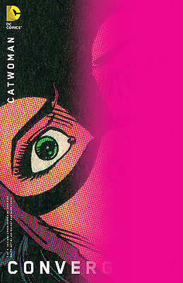 CATWOMAN Convergence #1 Cover B