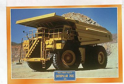 Caterpillar 793C        Glossy   Picture (T372)