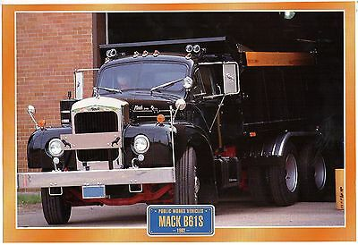 Mack B61S                 Glossy   Picture (T385)