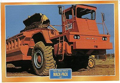 Mack -Pack                 Glossy   Picture (T386)