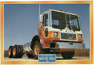 Mack  MR Series             Glossy   Picture (T388)