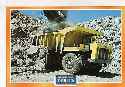 Berliet T45            Glossy   Picture (T391)
